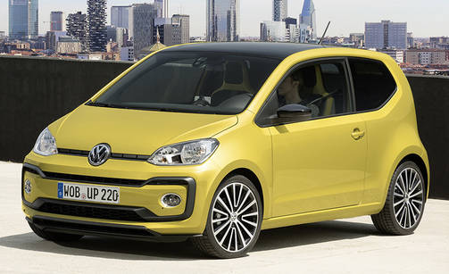 VW Eco up! TGi.
